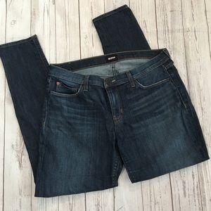 HUDSON Krista Super Skinny Jeans Medium Wash